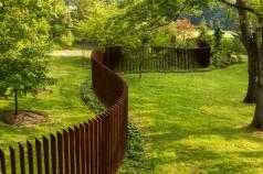 Fence boundary